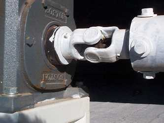 U-joint closeup
